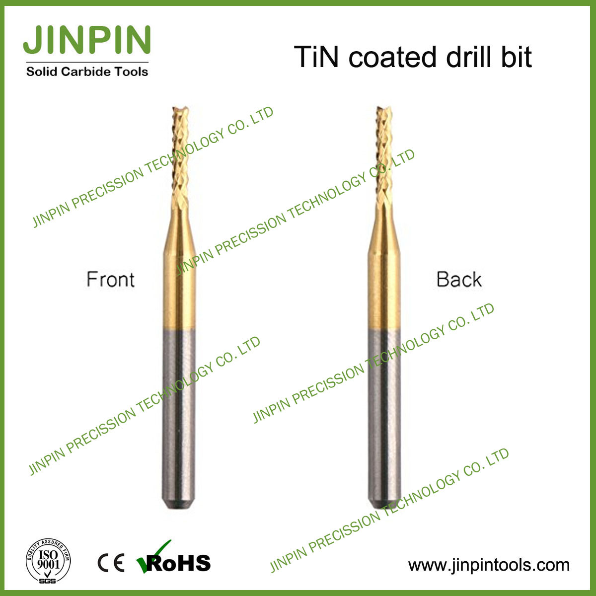 China Manufacturer for High Performance PCB Drill Bit
