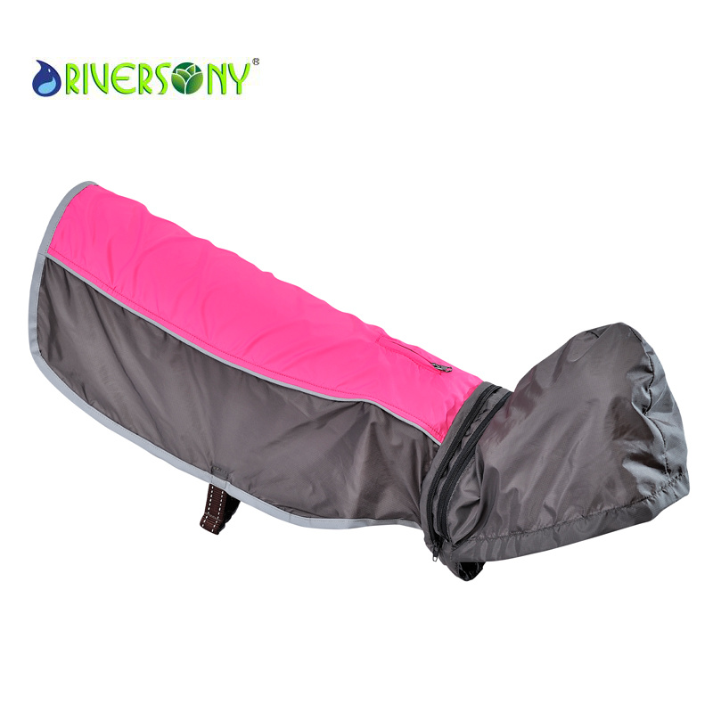Dog Pet Outdoor Wear with Detachable Hood