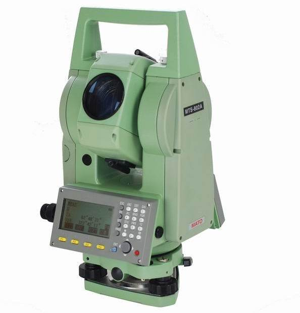 Mato Total Station Mts802r Reflectorless Total Station