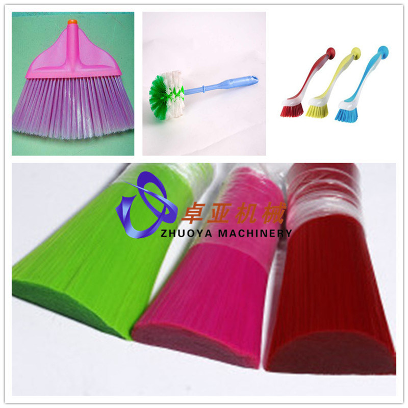 Plastic Sweeping Broom Hair/Yarn/Filament Making Machine