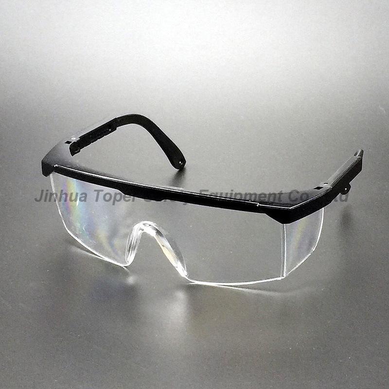 ANSI Z87.1 and Ce En166 Approval Safety Glasses (SG100)