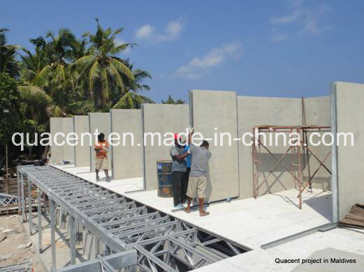 Prefab House Apartment Project in Maldives--5