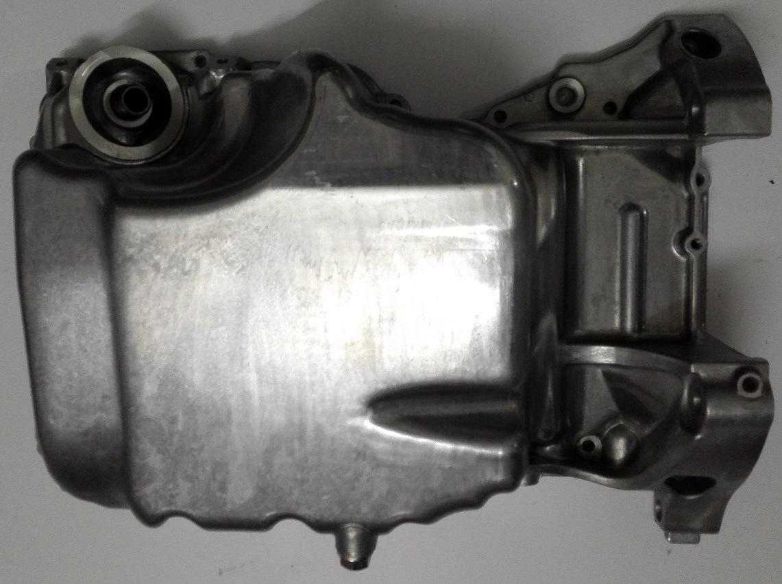 Car Aluminium Engine Oil Sump Pan for Honda Accord 2014 11200-5A2-A00