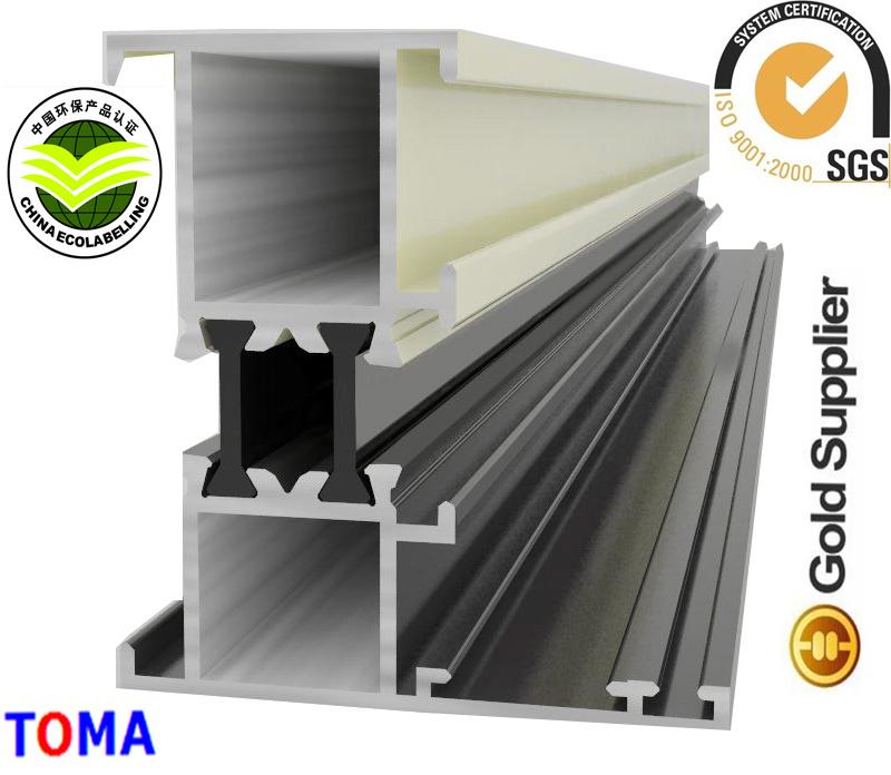 Manufacturer for Aluminium Sliding Window and Door Profile