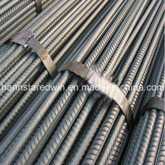 Hot Rolled Construction Steel Deformed Rebars Reinforced Bars
