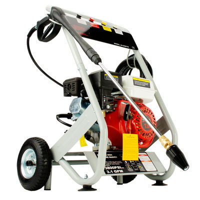 HW8005 7.0HP Gasoline Pressure Washer