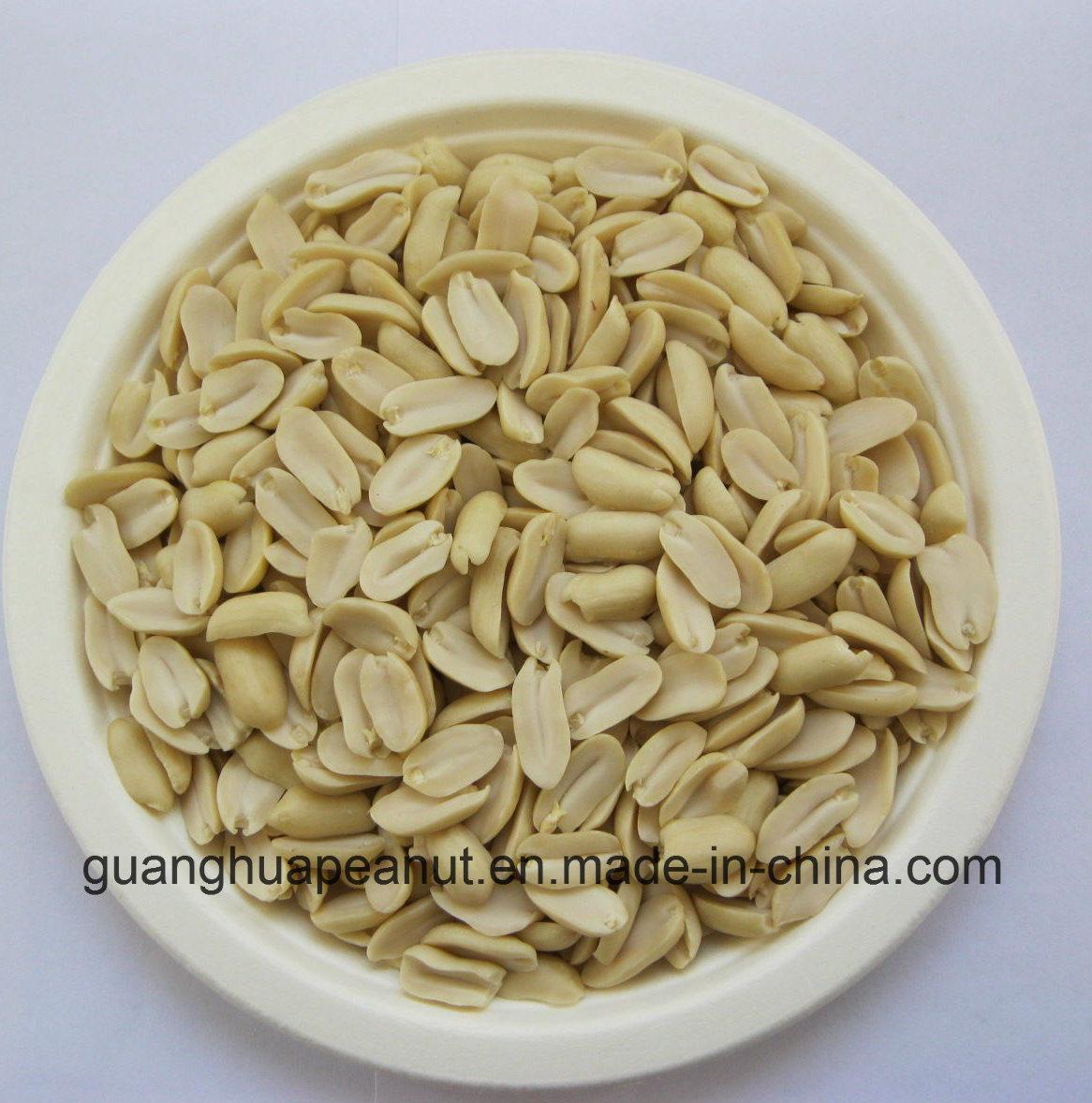 New Crop Blanched Peanut Split