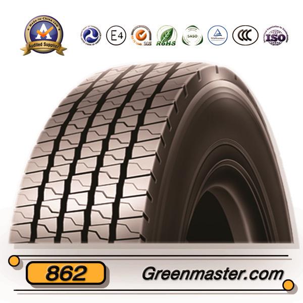 Heavy Duty Alll Steel Radial Truck Tyre TBR Tyre 295/80r22.5
