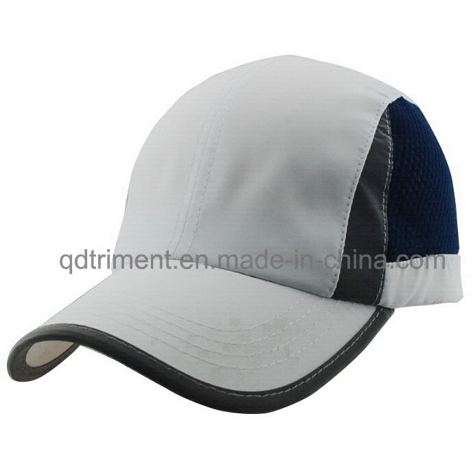 Popular 100% Polyester Microfiber Mesh Outdoor Sport Cap (TMR0774)