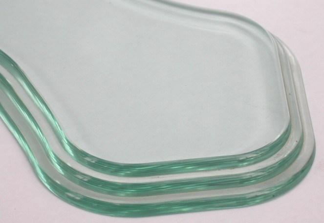 Glass Shape Edge and Bevel Machine