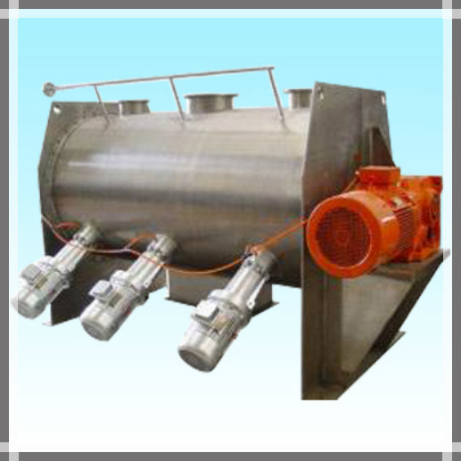 Cmps Model Single-Shaft Industrial Mixer for Dry Ceramic Powder