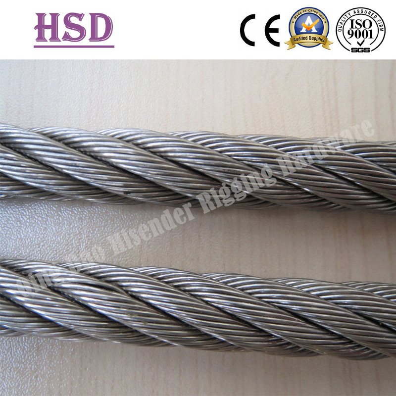 Professional Manufacturer of Stainless Steel Wire Rope