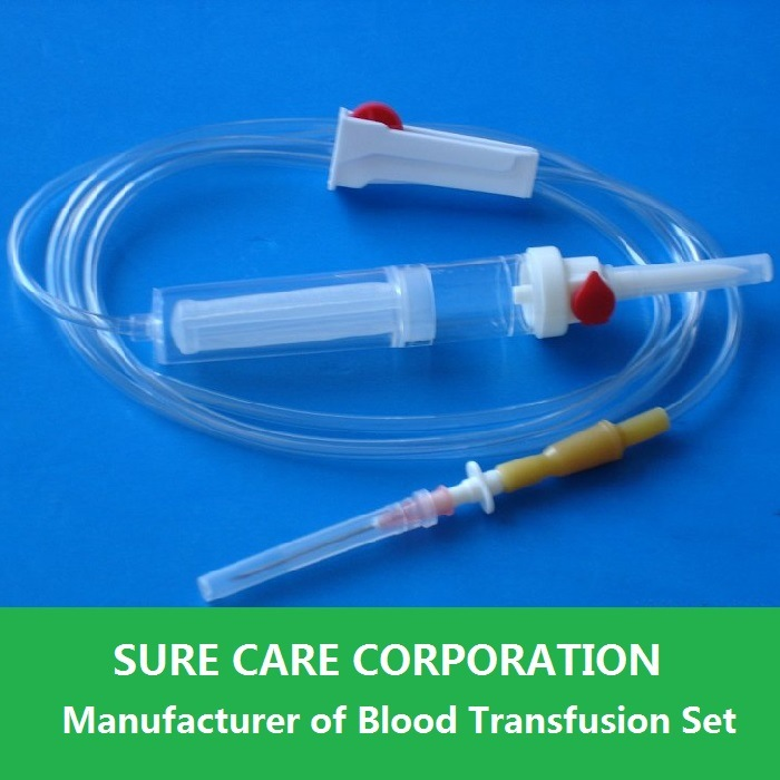 Disposable Sterile Blood Transfusion Set