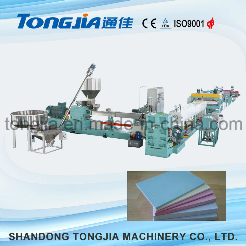Plastic Foaming Machine of CO2 XPS Foam Board