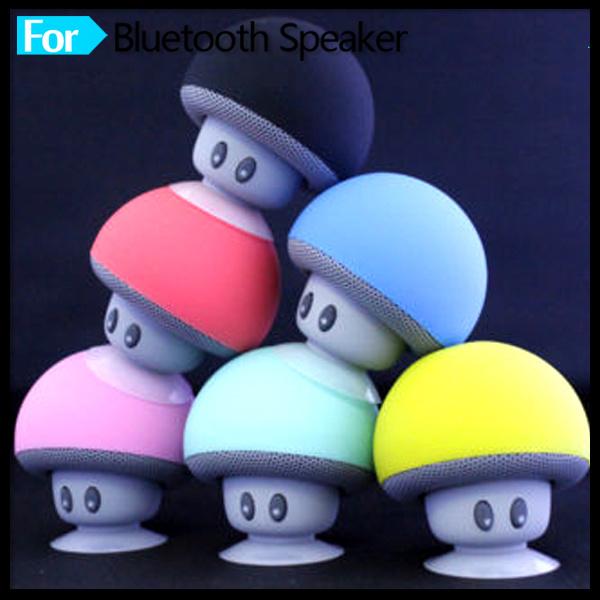 Pretty Mushroom Style Wireless Bluetooth Speaker Sound Box Loud Box