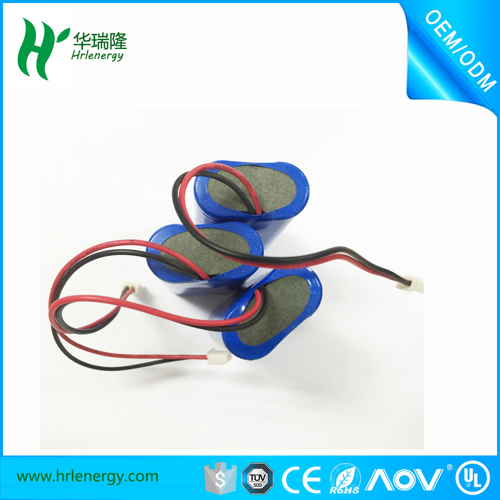 (2S1P) 3.7V 2500mAh 18650 Battery Pack