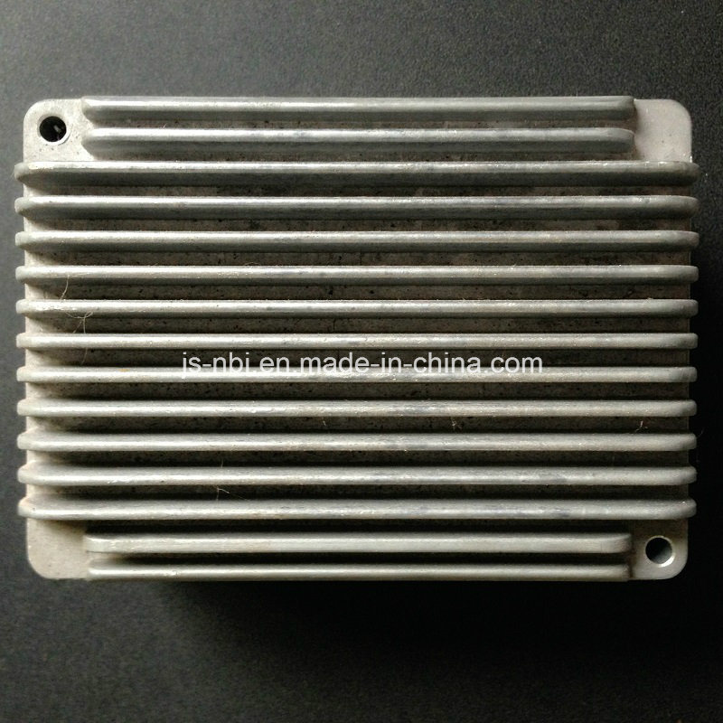 Aluminum Heatsinks with Die Casting Process for Heating System