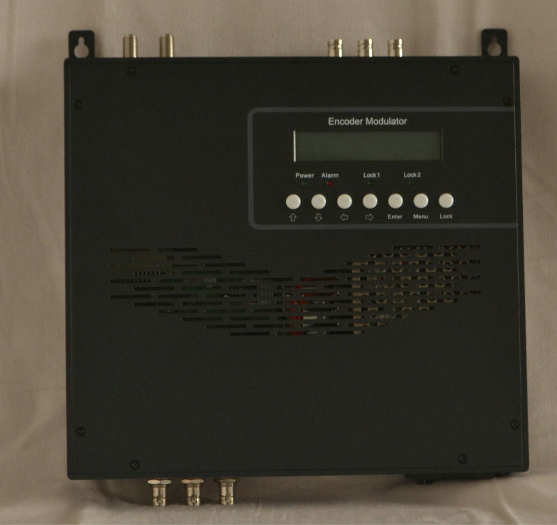 HD to DVB-T RF Modulator MPEG4 Transmitter