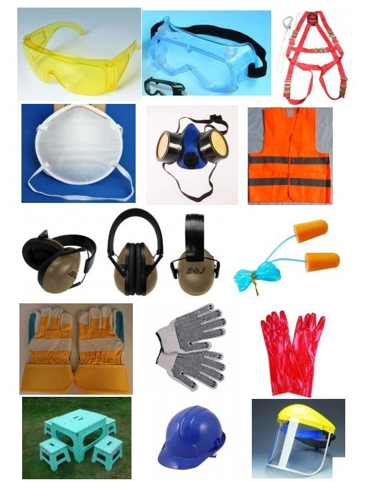 PPE Supplier Set Work Safety Product for Personal Protection