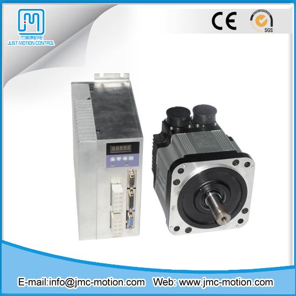 3000rpm 750W 1000W Servo Motor Driver Control System