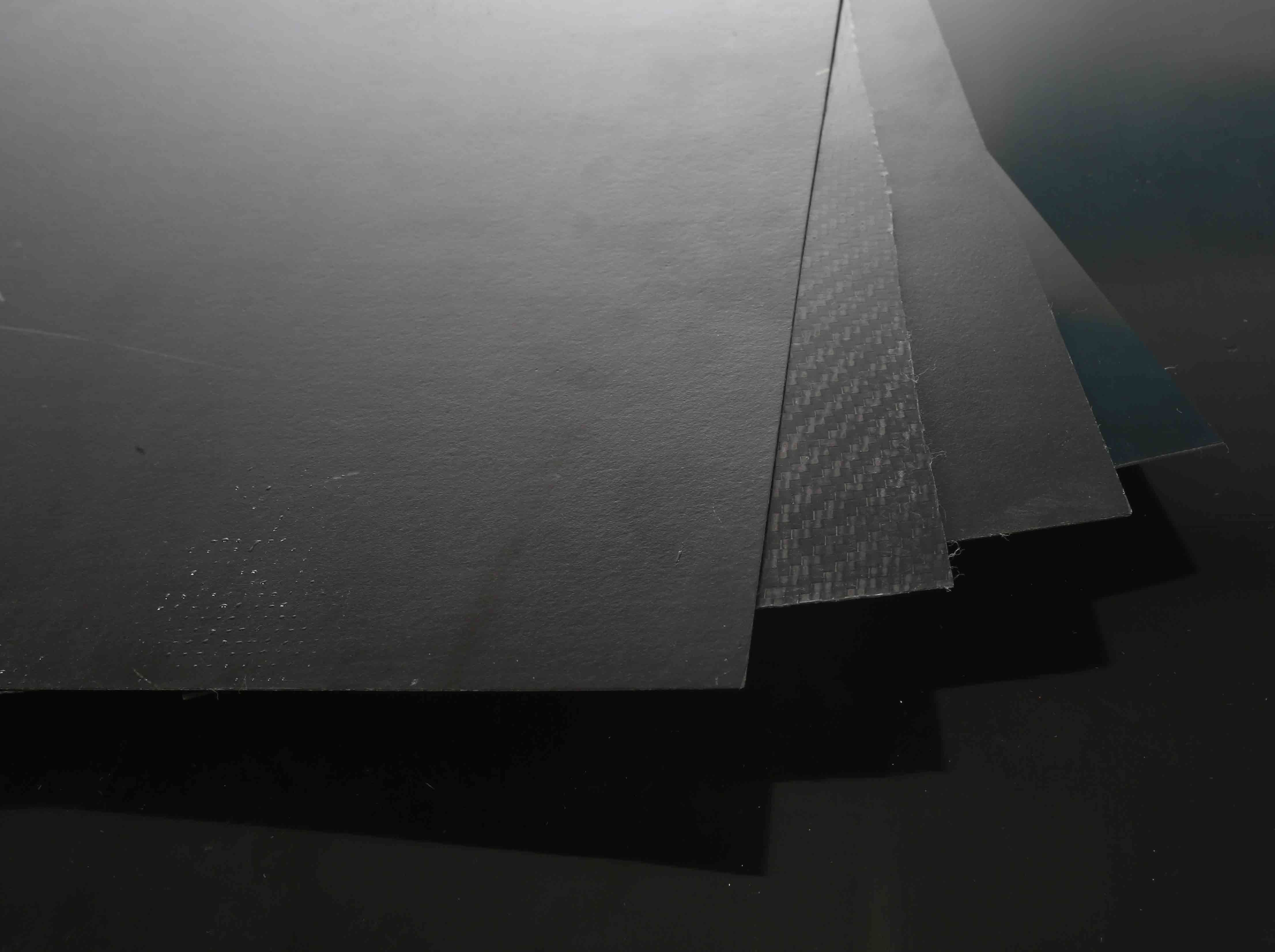 Baisheng High Quality Carbon Fiber Sheet