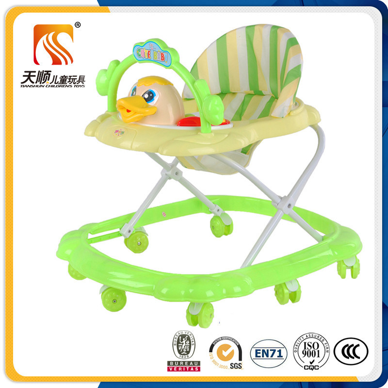 Wholesale Foldable Baby Walker From China with En71 Approved