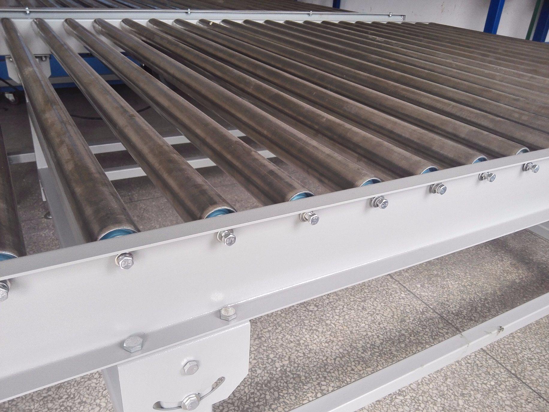 CB112 Series Non-Power/Nonmotorized/Gravity Roller Conveyor