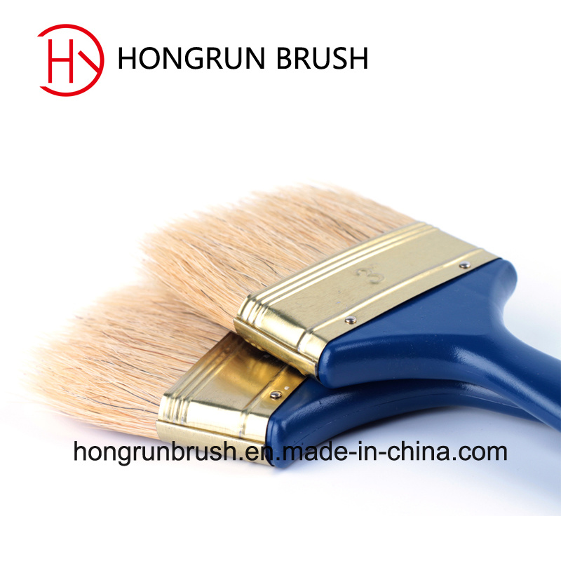 Paint Brushes with Plastic Handle (HYP006)