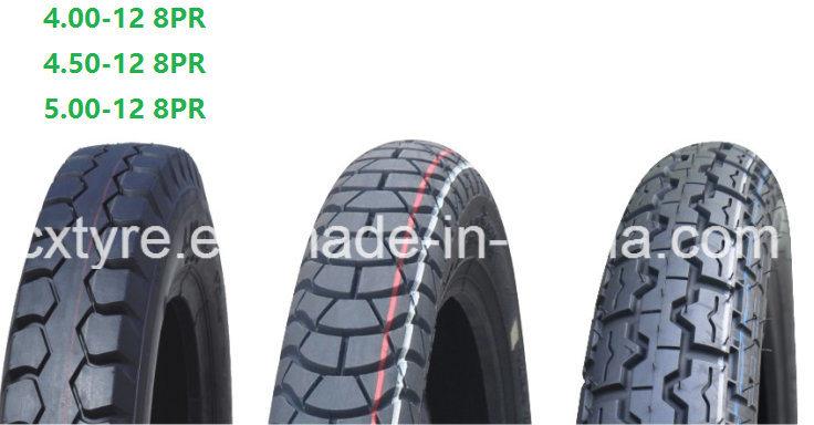 Tricycle Tyre / Motorcycle Tube / Motorcycle Tyre / Motorcycle Tire