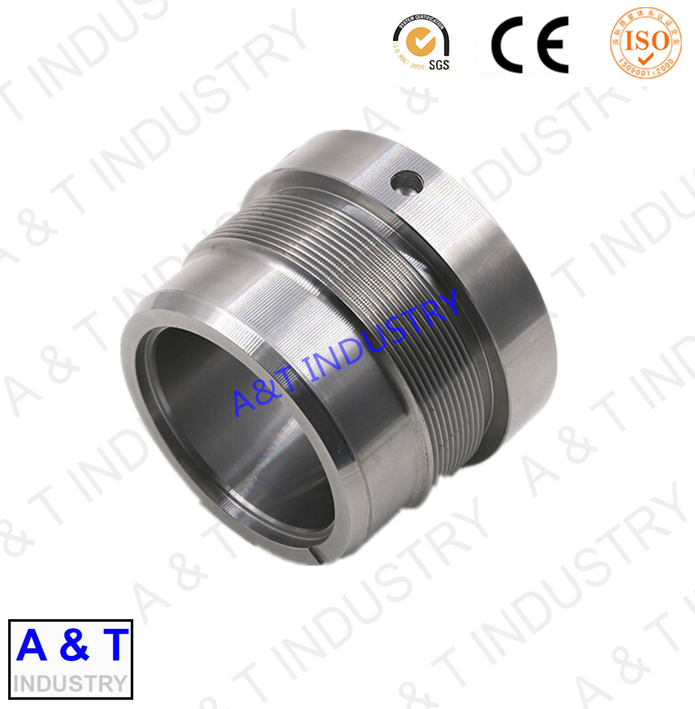 Staineless Steel Auto Parts for CNC Milling Parts CNC Machining