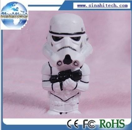 Exclusive PVC Star Wars USB Flash Drive