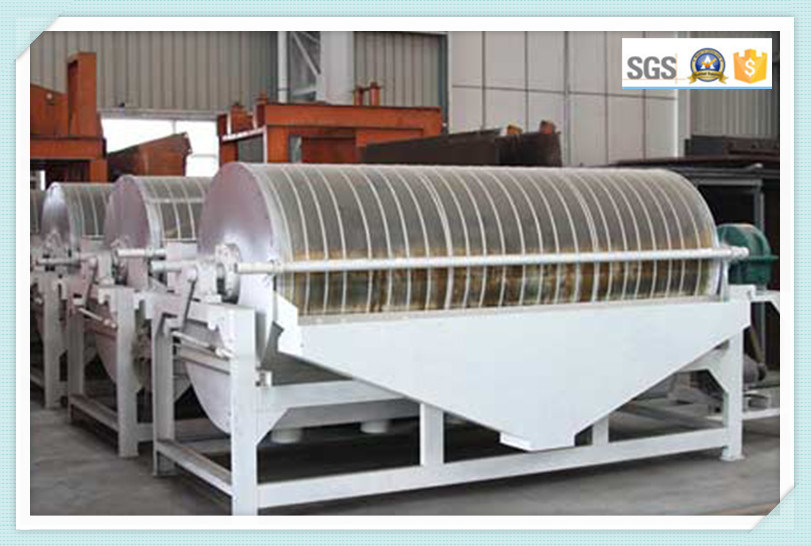 Tlyh-7522 Series Magnetic Separator for River Sand