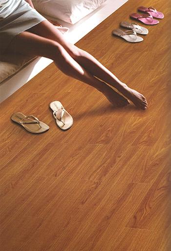 8.3mm 12.3mm U Groove High Quality HDF Laminate Flooring