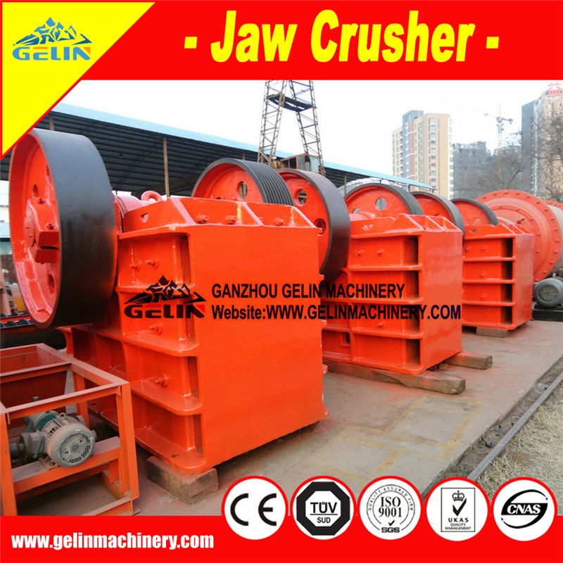 PE Gold Jaw Crusher for Stone Rock Gold Mine