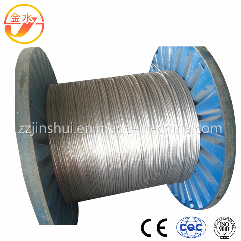 Aluminum AAC/AAAC Standard Bare Steel Reinforced Overhead ACSR Conductor