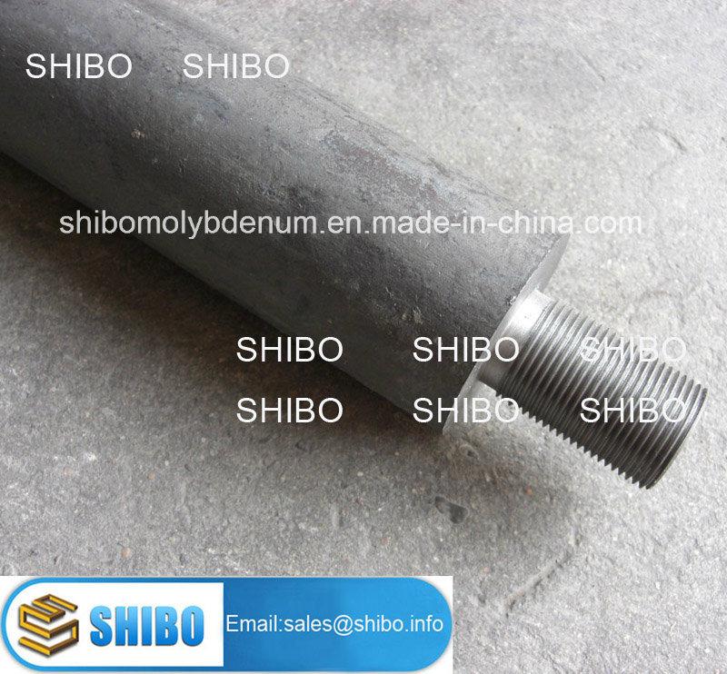 Ground Molybdenum Glass Melting Electrode