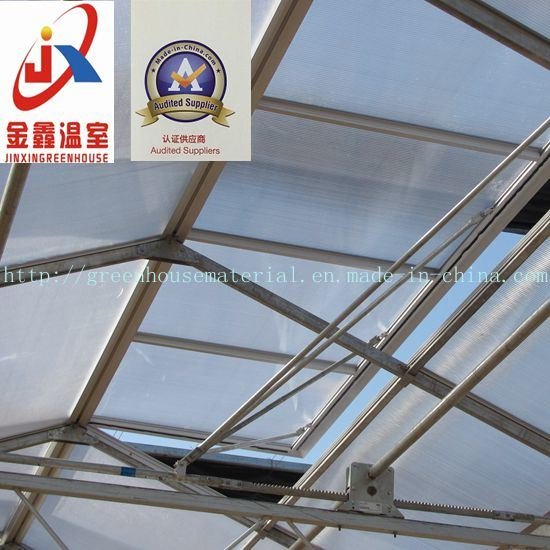 Roof Full Opening Green House