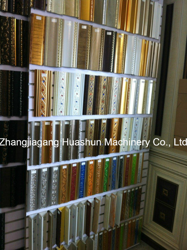 Picture Framing Equipment for PS Moulding Photo Frame