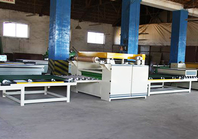 Automatic Paper/ PVC/ Pur /Film Laminating Machine Sticking Machine Woodworking Machine