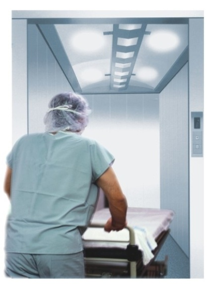 Hospital Patient Medical Bed Elevator