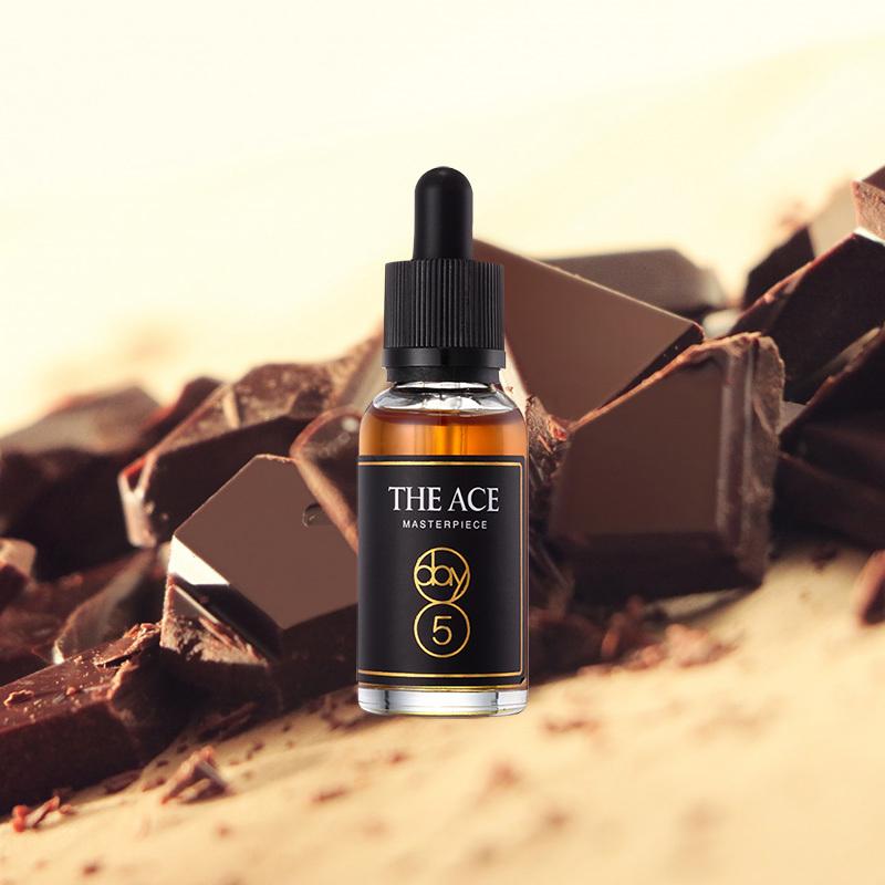 Day 5/ Ghana Pure Chocolate Flavor 10ml E Liquid / DIY E Liquid /British Style E Juice