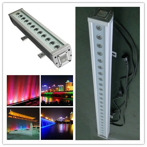 12PCS 3W RGB LED Wall Wash Light