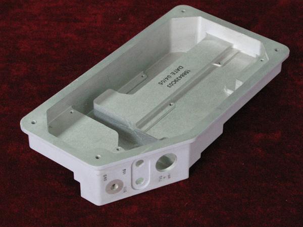 Customized Aluminum Parts Gravity Die Casting
