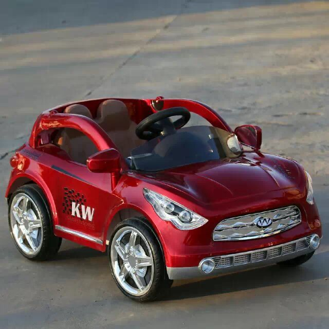 2017 Best Gift RC Toy Car Battery Baby Toy Car