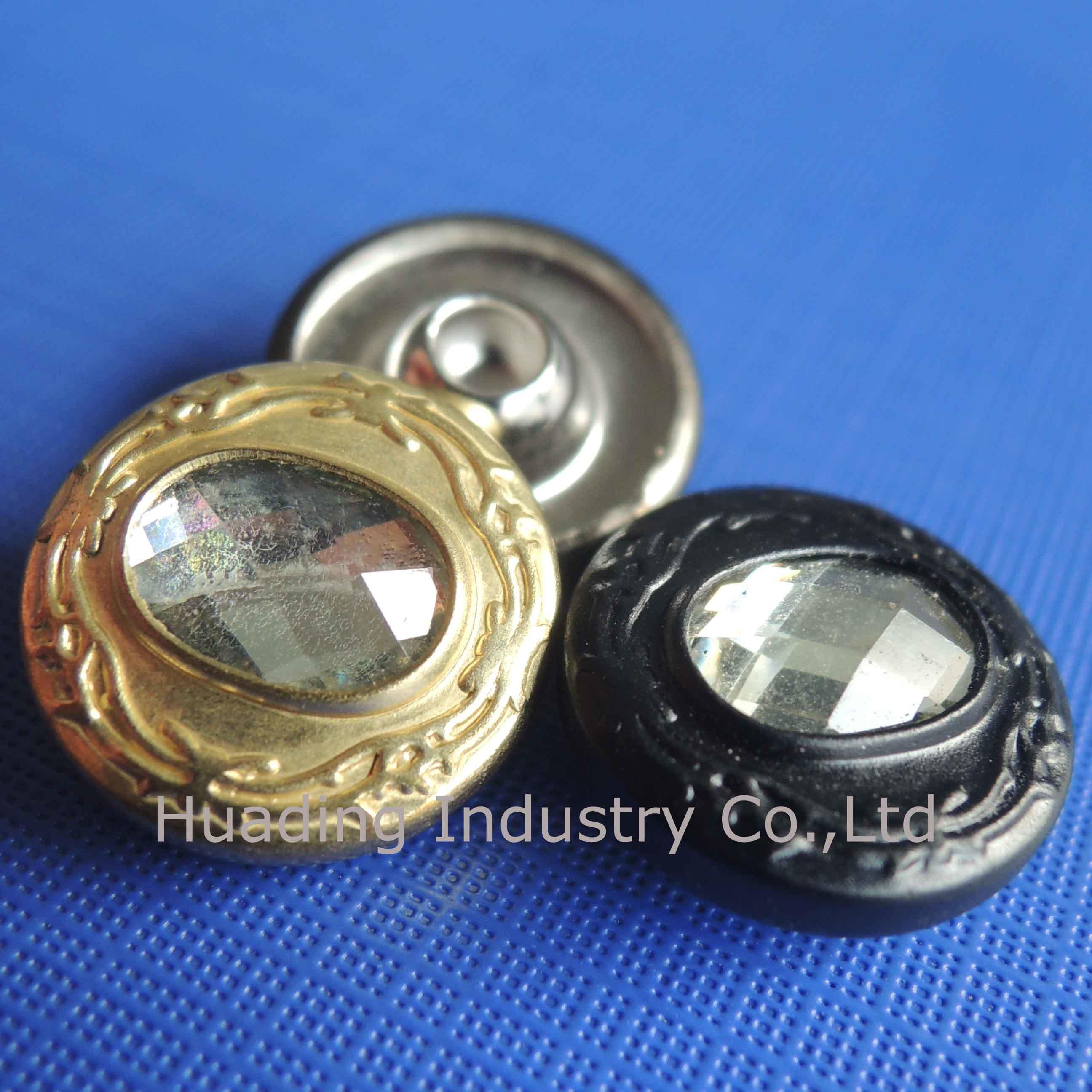 Diamante Metal Rivet for Jeans