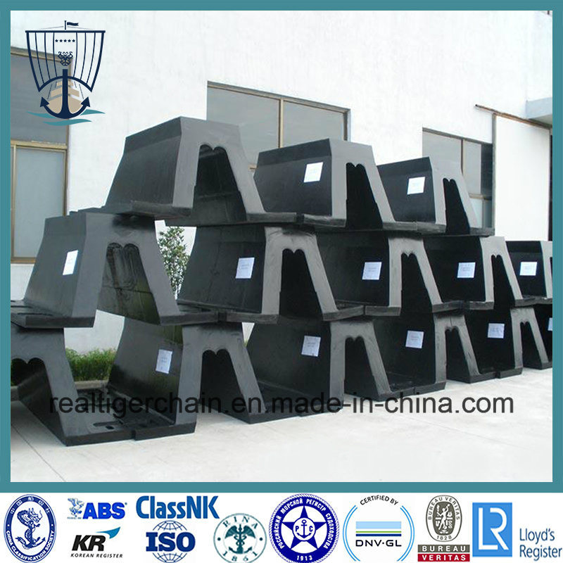 Marine V-Type Super Arch Rubber Fender for Ship Protection