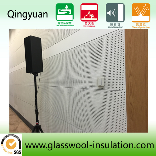 Acoustic Panel for Cinema Building Material (600*600*20)