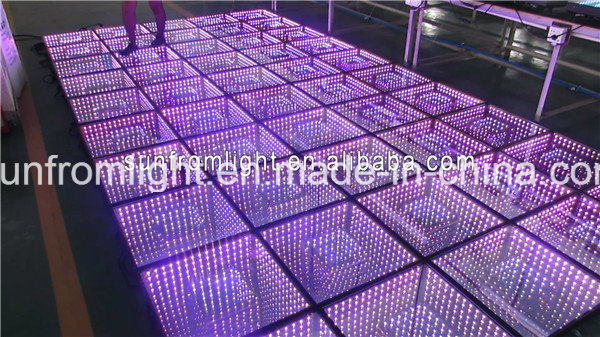 Amazing Wedding Decoration Abyssal Effect Dance Floor LED