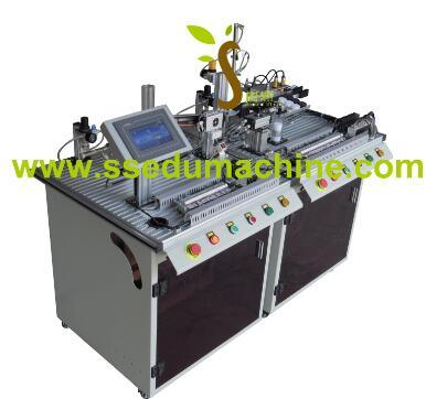 Mechatronics Trainer Mechatronics Training Equipment Electrical Automation Trainer Teaching Equipment