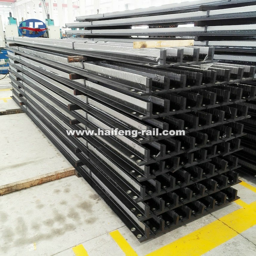 High Precision Elevator Guide Rail, Elevator Parts, Be Class